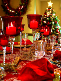 furniture comely dinner table decorations christmas tables and