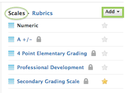 courses setting up your gradebook u2013 schoology support