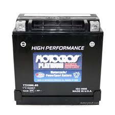 ytx20hl bs pw battery yuasa motocross 12 volt motorcycle batteries