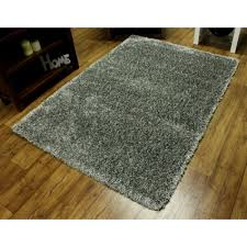 Shaggy Runner Rug Shaggy Grey Runner Rug