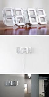 wall mounted digital alarm clock best 25 digital clocks ideas on pinterest teaching clock
