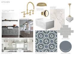 Kitchen Design Boards Silver Lake Hills Kitchen Intro U2013 Ginny Macdonald