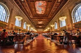 the new york public library u0027s rose room reopens to the public