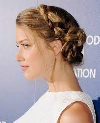side buns for shoulder length fine hair fetching medium length hairstyles and cuts for stylish females