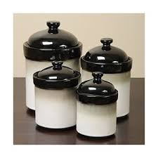 black ceramic kitchen canisters 103 best kitchen canisters images on kitchen canisters