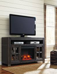 living room storage galveston large tv stand by ashley furniture