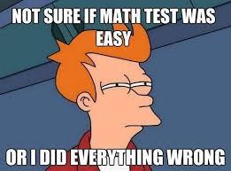 U Suck Meme - 21 signs you suck at math