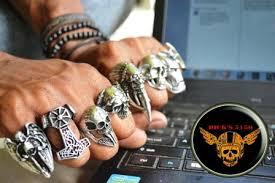 Jual Sho Metal Di Bogor jual cincin tengkorak murah depok bogor cibinong jual cincin