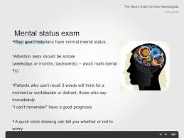 the neuro exam for non neurologists a handy guide ppt video