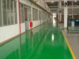 Industrial Concrete Floor Coatings Epoxy Floor Coating Self Leveling Glossy Slg Epoxy Floor