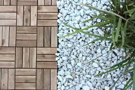 Ikea Patio Tiles Enjoy It By Elise Blaha Cripe Backyard Progress