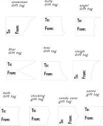 free free christmas gift tag template png printable s images of