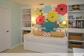 my niece s bedroom makeover before after yaleana s bedroom after 1 built in day bed flanked with built in