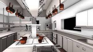 restaurant kitchen layout ideas commercial kitchen design 3d animation