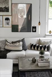 Best Living Images On Pinterest Live Home And Ideas - White sofa living room decorating ideas