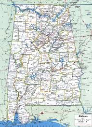 Alabama City Map List Of Cities And Towns In Alabama Wikipedia Alabama State Map