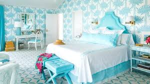 turquoise bedroom turquoise bedroom walls designer meg went bold with our favorite