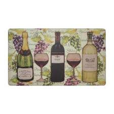 Grape Kitchen Rugs Antimicrobial Kitchen Rugs U0026 Mats Mats The Home Depot