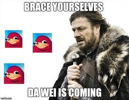 Memes Da Internet - brace yourselves x is coming meme imgflip