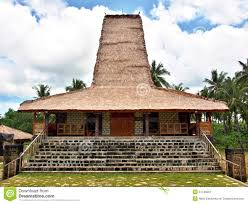 Traditional House Traditional House In Sumba Island Stock Photo Image 51746587