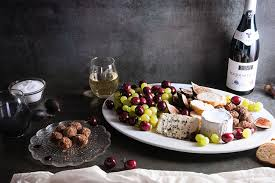 cheese plate easy cheese plate with sea salt chocolate truffles seasoned