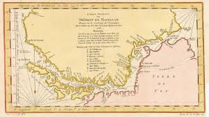 Show Me A Map Of America by Magellan Strait Historic Maps