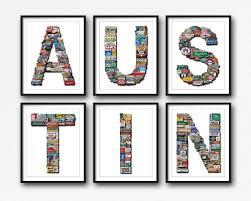 austin texas alphabet sort of cool texas montage betsy crum