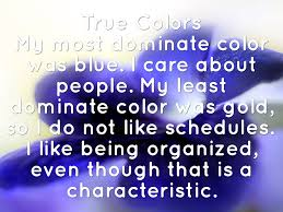 what do color mean what does it mean to be gt by courtney stuart