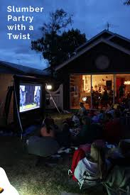 94 best kids outdoor movie themed parties and backyard party ideas