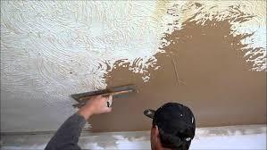 Artex Overhead Door Artex Ceiling Removal Totalphysiqueonline
