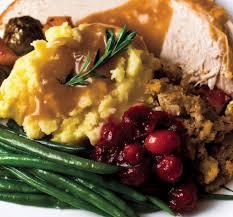 thanksgiving dinner in santa barbara and carpinteria s