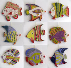 Handmade Decorative Items For Home Best 25 Fish Decorations Ideas On Pinterest Under The Sea