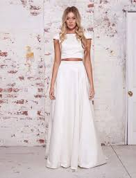 informal wedding dress casual wedding dresses for the minimalist modwedding
