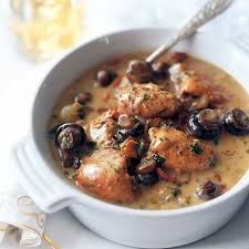 creamy chicken and tarragon casserole woman and home