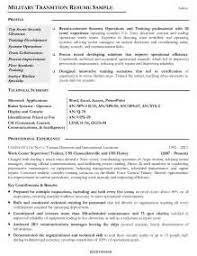 nice looking military resume writers 11 military resume examples