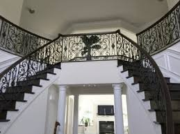wrought iron railings custom metal creative forge