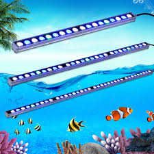 aquarium lights for sale 5pcs lot sale 54w waterproof led aquarium light bar strip l