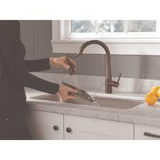 kitchen faucets san diego delta faucet 9113 rb dst essa venetian bronze pullout spray