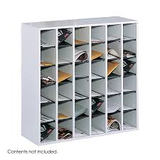Office Furniture Warehouse Pompano by Safco Mail Sorter Common Sense Office Furniture