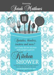 Kitchen Shower Ideas Kitchen Shower Diy Utensils Gifts Bridal Shower Damask Pattern