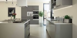 cuisine taupe cuisine astral taupe brillant decoration kitchen