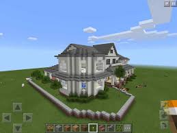 Modern Mansion Check Out Big Modern Mansion A Player Creation Map For Minecraft