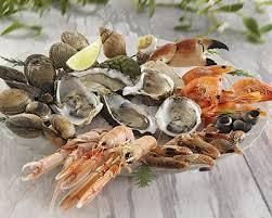 cuisiner des fruits de mer recette plateau de fruits de mer