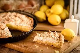 journal des femmes cuisine tarte au citron meringuée la meilleure recette