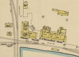 Fort Worth Map The Fort Worth Gazette Lost 1880 U0027s History Fort Worth U0027s Little