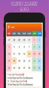 Kalender 2018 Hari Raya Idul Fitri New Calendar 2018 Android Apps On Play