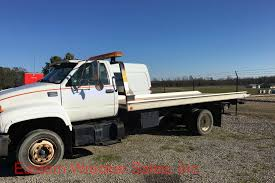 1997 gmc topkick c5500 with a jerr dan 19 u0027 aluminum carrier