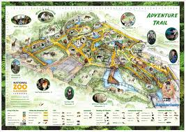 Blank Park Zoo Map by Map Of The Taronga Zoo Native Animals Sydney Australia