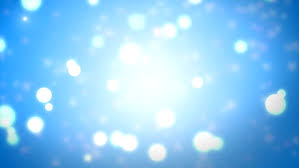 lights blue bokeh background high definition abstract motion