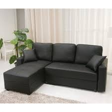 Leather Sofa Bed With Storage Convertible Sofa Bed With Storage